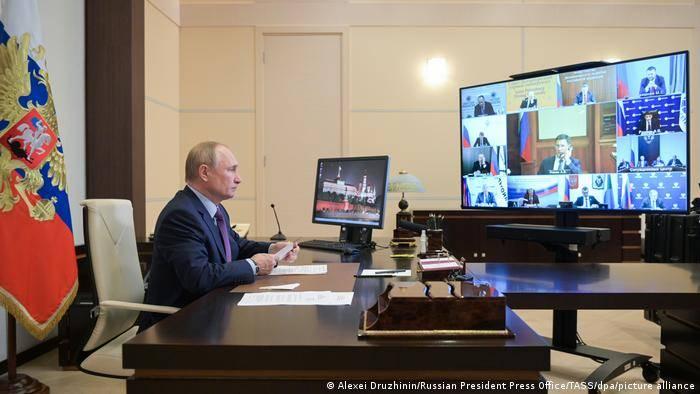 Что ответил Владимир Путин о своем кашле
